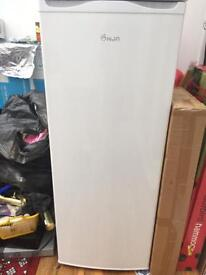 Swan upright freezer