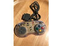 Super Nintendo controller. SNES