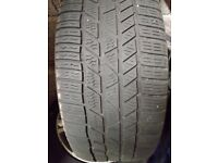 4 Wheels and Winter Tyres - 225/45 R17 to fit Audi A4 and others