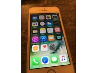 Iphone 5s 32GB white / Gold