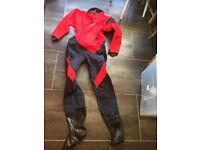 Crewsaver drysuit size small