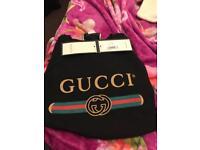 Gucci t shirt in black