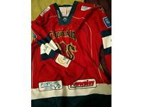Edinburgh Capitals signed top 3xl