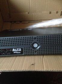 ALTO 2-Channel Audio Amplifier