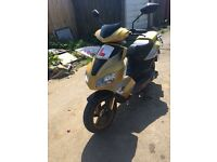 50cc Boatain falcon moped