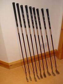 Golf Irons - full set Gents Irons