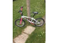 Girls No Mercy BMX. Suitable for age 5 - £25