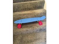 Skateboard -2 available- never used! Grab a bargain £8 each