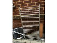 Bathroom radiator/towel rail