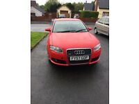 Hi, for sale my Audi A4 S-line 2007 with 9 months mot