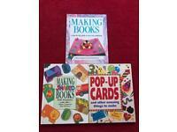 3 Children's Craft Books