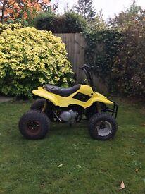 **£140 if gone today** 2 stroke 65cc quad bike (quadbike pitbike pit bike 110cc 125cc 140cc)