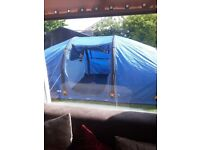 8 man Inflatable tent