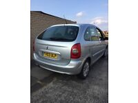2003 Citroen Xsara Picasso 2.0 Diesel 12 Months Mot Low Miles 121k All Papers Great Condition Car