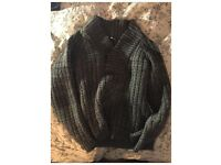 "Amazing ""Armani Exchange "" men's winter Jumper Size L"