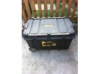 Stanley fat max tool box
