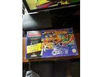 Snes console boxed street figter 2 turbo edition