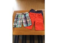 Joules boys shorts age 8