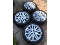 "Renault laguna 17"" wheels"
