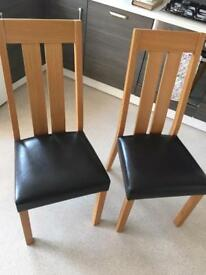 x2 Next dining chairs