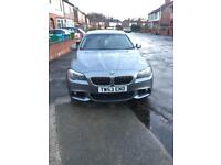 Bmw 520d 2011 F10 Auto BARGAIN Low Mileage Damaged Repaired Repairable