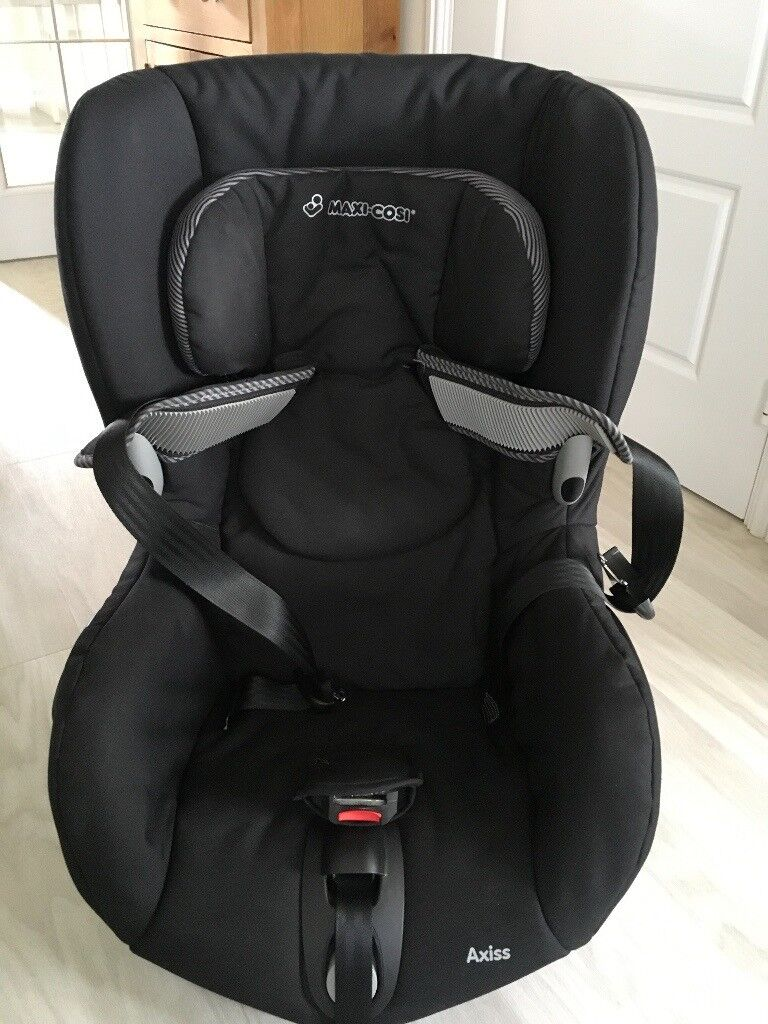 Maxi Cosi Axiss Swivel Car Seat Group 1 9 18 Kgs