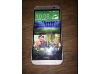 HTC one M8 32GB unlocked smartphone