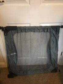 Baby Gate (folding) with bag *reduced*