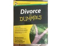 Divorce for dummies book