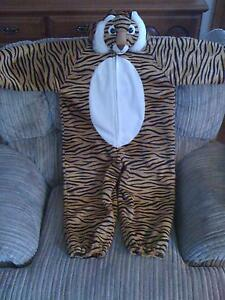 Cute Children Tiger Costume Perfect for Halloween