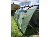 Outwell glenwood 600 tunnel tent package