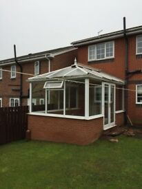 3.07 x 4.1 Conservatory for sale.