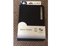 iPad Air case in black, Samsonite, Brand new