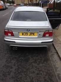 BMW E39 525.i