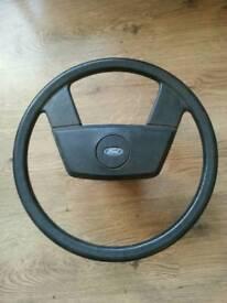 Ford escort mk2 steering wheel