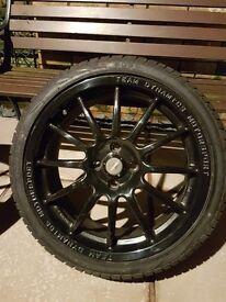 17 inch motorsport wheels