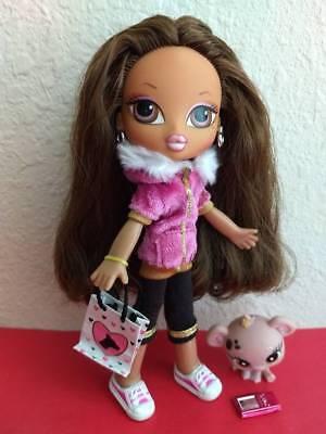 Girlz Girl Bratz Kidz Kid World Families Yasmin Doll Original Clothes Shoes Rare