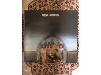 Abba arrival vinyl