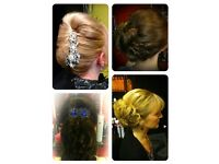 Bridal & prom wedding hair S-O-T Staffordshire