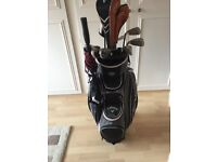 Full Set Callaway Fusion Golf Clubs