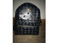 MCM Designer Backpack
