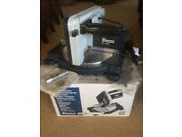 **MITRE / CUT OFF / COMPOUND SAW, BOXED WITH ALL PARTS**
