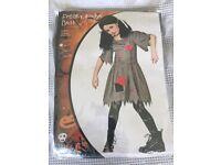 Halloween costume - Freak Voodoo Doll Age 5-7