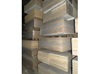 MEZZANINE FLOOR BOARDS, 9045 SQUARE METRES AVAILABLE, APPROX 600 BOARDS New Condition