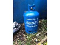 various gas canisters
