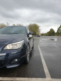 image for BMW, 525i M Sport LCI carbon black not 530d 520d