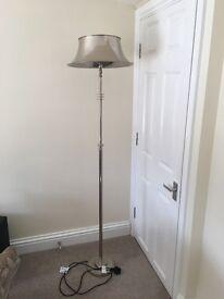Two M&S Floor Lamps