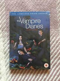 The Vampire Diaries - the complete third season