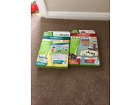 Leapfrog leap reader lean to wright numbers set and Fleashcards sets