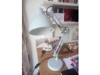 Brand New Angle Desk Lamp - Pale Blue Color